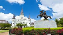 New Orleans Super Saver: City Tour och Steamboat Natchez Harbor Cruise, New Orleans, Rundturer med buss och minibuss