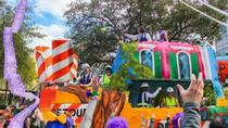 Viator Exclusive: Mardi Gras Parade Premium Viewing Stands, New Orleans, Cultural Tours