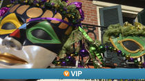 Viator VIP: 4-Day Ultimate Mardi Gras Experience, New Orleans