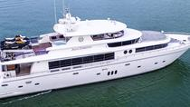 103' Johnson Motor Yacht with Jacuzzi and 2 Jet Skies in Miami, Miami, Waterskiing & Jetskiing