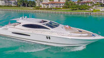75' Lazzara LSX Boat Rental with Jet Ski in Miami, Miami, Boat Rental