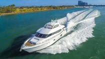 84' Lazzara Boat Rental with Jet Ski in Miami, Miami, Boat Rental