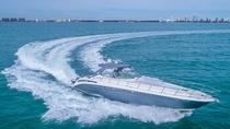 Full-Day 54' SeaRay Sundance Charter with Crew, Miami, Boat Rental