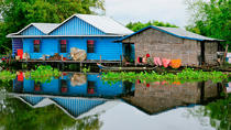 Siem Reap Tonle Sap Exploration Full Day Private Guided Tour, Siem Reap, Private Sightseeing Tours