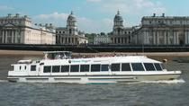 Westminster to Greenwich Sightseeing Thames Cruise, London, Day Trips