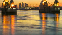 Westminster to Greenwich via the Thames Barrier Sightseeing Cruise, London, Day Cruises