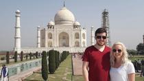 Taj Mahal & Agra fort with old market walk-Day Tour, Agra, Market Tours