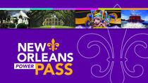 New Orleans Power Pass and Trade , New Orleans, Sightseeing & City Passes