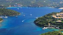 Parga and Syvota islands, Korfu