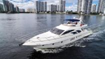 2 Hours Private Charter On A 62' Azimut Fly Bridge Luxury Yacht, Miami, Jet Boats & Speed Boats