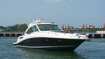 4 Hour Private Charter: 48' Searay Sundancer Luxury Yacht, Miami, Boat Rental