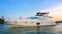 4 Hour Private Charter On A 68' Azimut Fly Bridge Luxury Yacht With Free Jet Ski, Miami