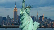 Full-Day New York City Tour with One World Observatory and Statue of Liberty Admission, New York...