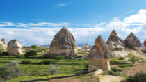 2-Day Cappadocia Tour with Optional Hot Air Balloon Ride, Istanbul