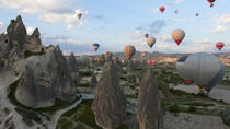 3-Day Cappadocia and Ephesus Tour from Istanbul with Flights, Istanbul, Balloon Rides