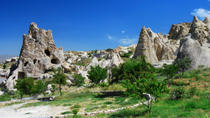 3-Day Cappadocia Tour from Kayseri with Optional Balloon Ride, Cappadocia, Overnight Tours