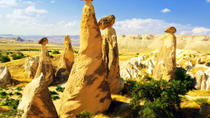 Cappadocia In One Day Small-Group Tour from Istanbul: Rose Valley, Ortahisar, Kaymakli Underground ...