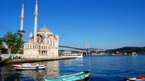 Istanbul Shore Excursion: Small-Group Bosphorus Cruise and Istanbul Egyptian Bazaar, Istanbul, ...