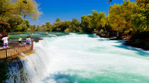 Perge, Aspendos and Manavgat Waterfalls Day Tour from Antalya, Antalya, Private Sightseeing Tours