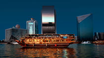 Dubai Creek 'Jameela' Floating Restaurant Dinner Cruise, Dubai, Dinner Cruises
