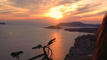 Santorini Romantic Sunset eBike Tour, Santorini, Bike & Mountain Bike Tours