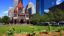 Boston Freedom Trail to Copley Square Walking Tour, Boston, Private Sightseeing Tours
