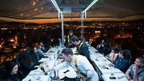 Dinner in the Sky Athens, Athene