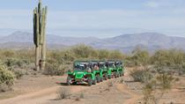 Desert Off Road Tours in Scottsdale, Phoenix, 4WD, ATV & Off-Road Tours