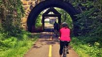 Bikes and Beer on Washington and Old Dominion Railway, Washington DC, Bike & Mountain Bike Tours