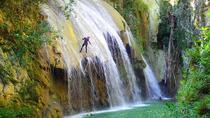 Canyoning Magic Mushroom, Cabarete, Climbing