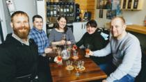 2.5-Hour Small-Group Edinburgh Beer Tour with Tasting, Edinburgh, Beer & Brewery Tours