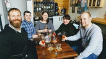 Edinburgh Old Town Beer Small-Group Walking Tour with Tastings, Edinburgh, Beer & Brewery Tours