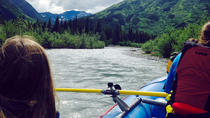3-hour Turnagain Pass Rafting Float Trip from Hope Alaska, Anchorage