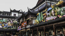 Full Coach Day Tour: Best Of Shanghai including Lunch, Shanghai, Bus & Minivan Tours