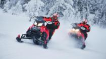 Arctic Circle Snowmobile Safari for Experienced Drivers from Rovaniemi, Rovaniemi, Ski & Snow