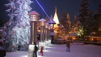 Rovaniemi Snowmobile Safari to Reindeer Farm and Santa Claus Village, Rovaniemi, Ski & Snow