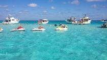 Stingray City and Snorkel Jet Ski Tour, Cayman Islands, Snorkeling