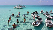 Stingray City and Starfish Beach Jet Ski Tour, Cayman Islands, null