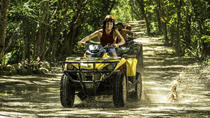 Emotions Native Park Adventure- ATVs, Cenotes and Ziplines, Playa del Carmen, Attraction Tickets