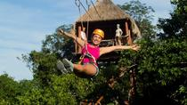 Jungle Maya Park Admission Ticket, Playa del Carmen, Attraction Tickets