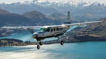 Half-Day Milford Sound Flight and Cruise from Queenstown, Queenstown, Air Tours
