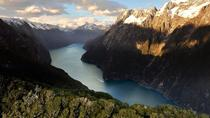 Half-Day Milford Sound Flight and Cruise from Queenstown