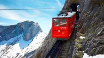 Mount Pilatus from Lucerne Round-Trip Self-Guided Tour, Lucerne, Attraction Tickets