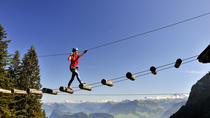 Mount Pilatus Rope Park Entrance Ticket, Lucerne