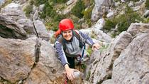 Banff Via Ferrata Climbing Adventure, Banff, Climbing
