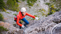 Banff Via Ferrata Climbing Adventure, Banff, null