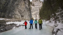 Grotto Canyon Icewalk, Banff, Ski & Snow