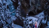 Johnston Canyon Evening Icewalk, Banff, City Tours