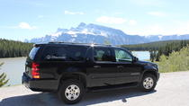 Private SUV Transfer: Banff Hotels to Calgary International Airport, Banff