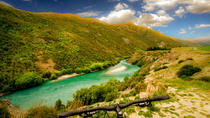Self-Guided Private Tour: Arrowtown River Bike Ride to Gibbston Valley Including Breakfast, ...